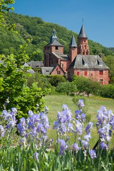 Collonges-la-Rouge, Corrèze, France