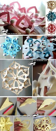 Paper Lace - from Krokotak