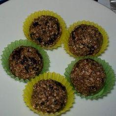 Rezept Knopperspralinen von Schnupi - Rezept der Kategorie Desserts