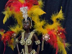 #passista #samba #carnaval #barbie