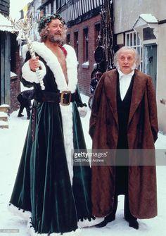 George C. Scott stars as the penurious, stingy businessman Ebenezer...