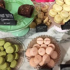 Get lost in mounds and mounds of macarons #ChocolatePi #EpicureanHotel