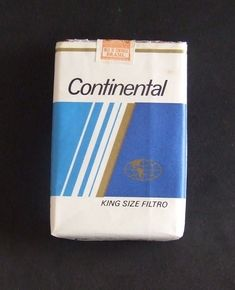 Embalagem de Continental