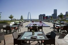 10 St. Louis restaurants with beautiful views