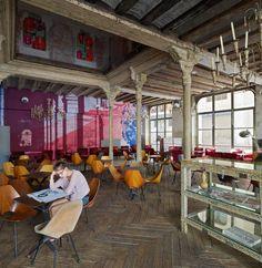 Ocaña Bar and Club in Barcelona via olocomesolodejas.com
