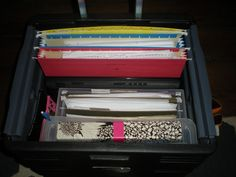 I've been wondering how I was going to travel and bring all my things and stay organized. So excited! How to organize a cart for a traveling teacher- has a good system for a teacher with a classroom as well- just recreate on desk Small Business Organization, Organization And Management, Teacher Organization, Organization Hacks, Classroom Management, Organization Ideas, Music Classroom, School Classroom, Classroom Ideas