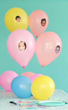 about baby and bridal showers on pinterest babyshower balloon games
