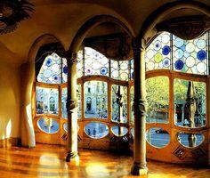 Love Gaudi's work