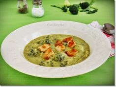 Broccoli fillet with roasted chicken breast recipe photo Roasted Chicken Breast, Breast Recipe, Food Photo, Cheeseburger Chowder, Risotto, Meals, Ethnic Recipes, Recipe Photo, Meal