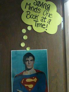 My super hero themed classroom motto!