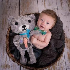 ORDER YOUR MEMORY BEAR TODAY AT WWW.HUGMYANGEL.COM . I had to share this adorable photo of Gage with his Angel Grandma. Although she is always watching over him, it's nice to be able to have this soft, cuddly bear close for hugs! Thank you Photography by Dina Marie http://www.photographybydinamarie.com