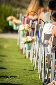 Heather & Zack's Wedding at Aliso VIejo Country Club #OrangeCountyWedding #AlisoViejoCountryClub #california #alisoviejo #ocwedding #natural #ceremony #weddingdecoration #WendyChristinePhotography