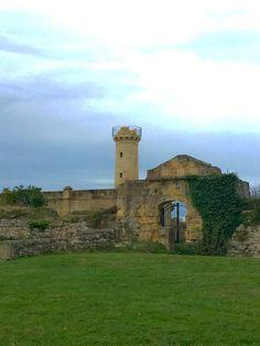 Fuerte de la Galea en Getxo. Photo: @oihanaoh