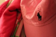 polo hats. probably my favorite summer accessory...