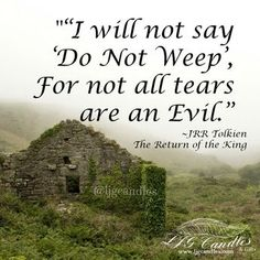 10 Grief Quotes from Literature — LJG Candles & Sympathy Gifts