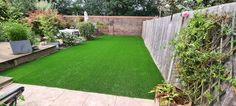 You don't have to worry about wet weather messing up your lawn when you choose artificial grass!