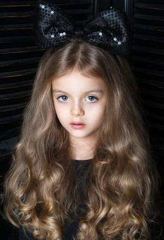 Découvrez les photos de Kristina Pimenova, 8 ans la plus