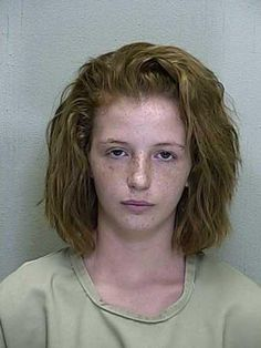 Amber Wright - In 2011, at the age of 15, Wright lured her ex-boyfriend to a home where he was beaten, tortured, shot and burned. She was convicted of Murder, and in 2016, she was sentenced to life in prison.