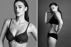 "Calvin Klein Thinks This How 'Plus Size"" Looks 