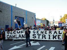 Occupy Oakland General Strike 2012