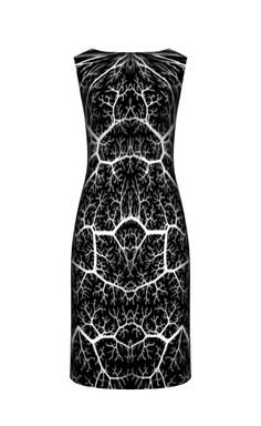 Nervous dress by Nervous System on Constrvct (not yet available for sale)