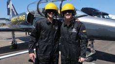 Keuchel, Marisnick soar with Breitling Jet Team