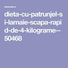 dieta-cu-patrunjel-si-lamaie-scapa-rapid-de-4-kilograme--50468