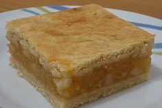 Gedeckter Apfelkuchen (Rezept mit Bild) von Huckleberry-five | Chefkoch.de