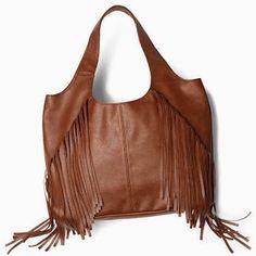 stay beautiful : Fringe Bag