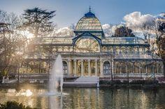 Beautiful Palacio de Cristal, Madrid's Crystal Palace in the Retiro Park (8 Images)