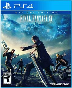 Final Fantasy XV (PS4/Xbox One) - A JRPG from Square Enix, about 10 years in the making (3.5 years of active development). Follows the story of the future king of Insomnia, Noctis, and his royal guard, Gladious, Ignis, and Prompto. They're to see Noctis to a wedding for political reasons, but of course, something happens. It's an ambitious game, fun to play. Story is on the meh side. Worth picking up especially if on sale.