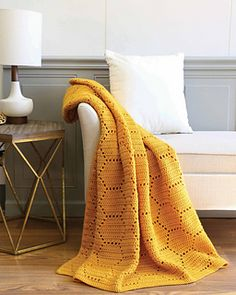 This is a blanket with a warm and fun honeycomb pattern. My mother is a beekeeper and this blanket was inspired by and dedicated to her.
