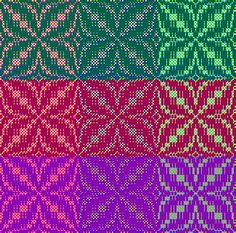 Weavers: Make Your Colors Sing - learn to weave with color, a visual feast Color Puzzle, Weaving Process, Visual Texture, Yarn Store, Gradient Color, Color Theory, Color Mixing, Color Change, Weave