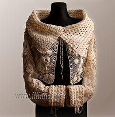 Crochet Pattern / Cardigan No 220