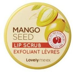 The face shop- mango lip scrub