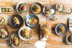 Ho Chi Mama. Pho dumplings & other sensational looking food! 11 Liverpool Street Melbourne 3000 03 90