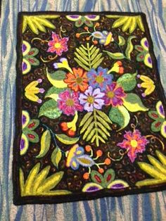 Traveling Hookers..... - Woolwrights Rug Hooking Guild