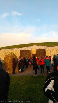 Winter Solstice at Newgrange