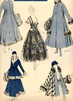 Fashion catalogue  (1915-1916)