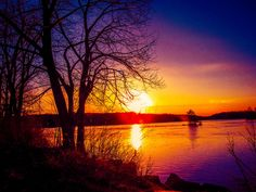 Sunsets on Winter by CRGPhotography on DeviantArt