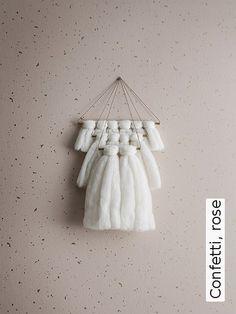 Bild: Tapeten - Confetti, rose