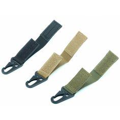 High Stength Nylon Carabiner Lock Military keychain Hook Webbing Molle Buckle Outdoor Handing Belt Clip Buckle 1pcs/lot