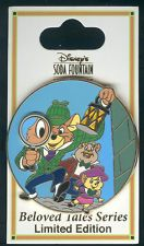 Beloved Tales The Great Mouse Detective Pin