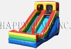 16' Slide : Inflatables Slides