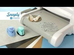 SnapPap prägen & stanzen - So funktioniert's | Snaply.de - YouTube