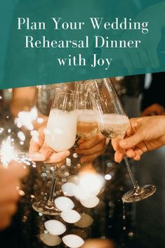 The final celebration before your big day is your rehearsal dinner! It serves as a welcome break after your ceremony rehearsal, eases pre-wedding jitters, and helps everyone from you and your fiance's families to get to know each other. Creating a wedding website with Joy makes planning much easier. Stay organized with guest lists for both events in one place, and avoid causing drama over invites. #weddingplanning #rehearsaldinner #withjoy St Patricks Day Quotes, St Patricks Day Food, St Patrick's Day Decorations, Festival Decorations, New Year Wishes, New Year Card, Rainbow Fruit Trays, St Patricks Day Wallpaper, Green Jello