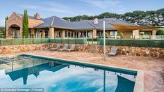 Interested buyers:Real estate agent Greg O'Shea has revealed to Domain that the celebrity couple have requested a private tour of a Mornington Peninsula estate named Nirvana