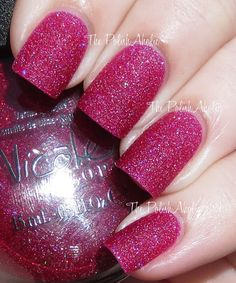 """Nicole by OPI's Gumdrops Collection """"My Cherry Amour"""""""