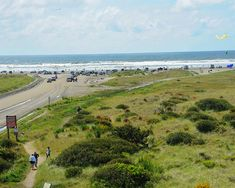 Ocean Shores is a six mile long peninsula that juts out into the water between Grays Harbor and the Pacific Ocean. At Ocean Shores Washingto...