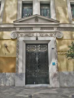 Lykourgou Str., Athens